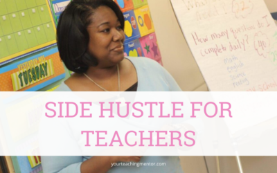 Side Hustle for Teachers